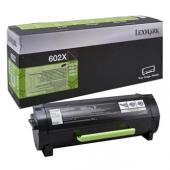 Lexmark originální toner 60F2X00, black, 20000str., 602X, return, extra high capacity