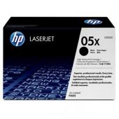 HP originální toner CE505X, black, 6500str., HP 05X, high capacity